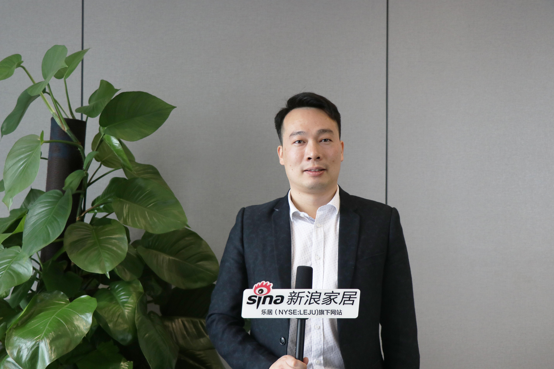 中国联塑家装事业部销售副总吴广